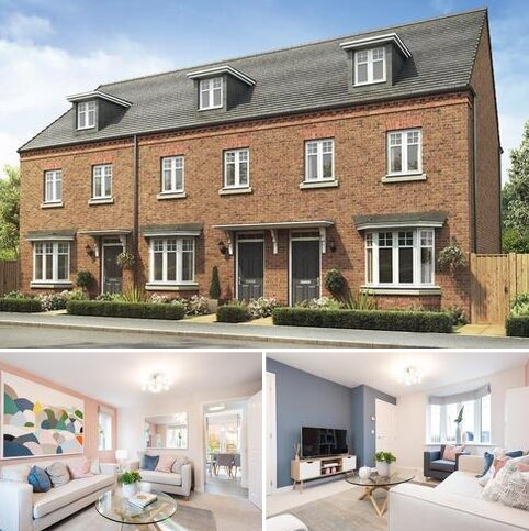 3 bedroom terraced house for sale - Plot 132, Kennett at Pinewood Park, Liverpool Road, Formby, LIVERPOOL L37