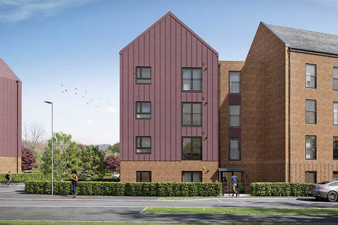 2 bedroom apartment for sale - Plot 172, The Berkeley at NorthBridge, Glasgow, Pinkston Road, Glasgow G4