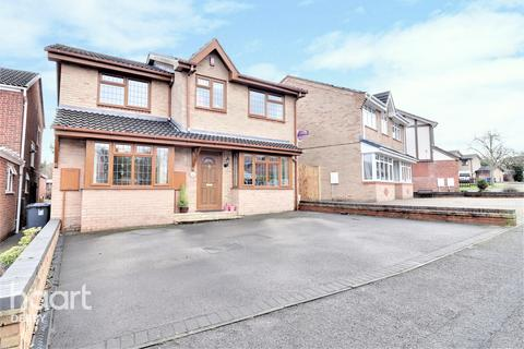 4 bedroom detached house for sale - Fallow Road, Spondon