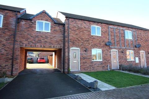 3 bedroom terraced house for sale - Tudor Court, Castle Caereinion, Welshpool, Powys, SY21