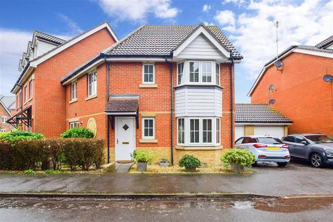 4 bedroom end of terrace house for sale - Passmore Way, Tovil, Maidstone, Kent