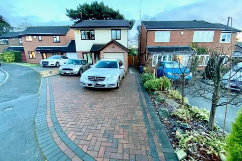 4 bedroom detached house to rent - Whitton Drive, Upton, Chester CH2