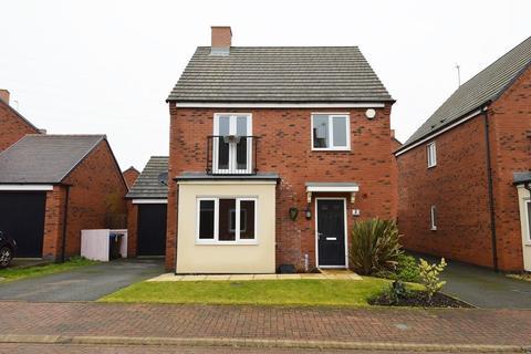 4 bedroom detached house for sale - Horseley Croft, Hawksyard