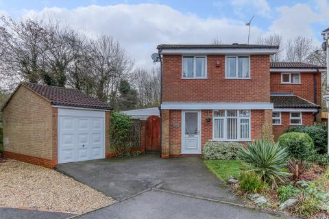 4 bedroom detached house for sale - Stoneleigh Close, Oakenshaw South, Redditch, B98 7YW