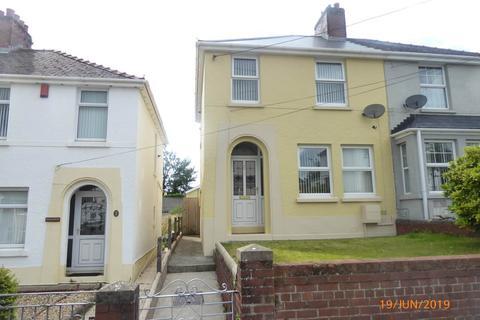 3 bedroom semi-detached house to rent - Lon Hir, Carmarthen,