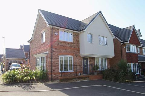 4 bedroom detached house for sale - Broadmeadow Drive, Gee Cross.