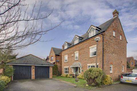 5 bedroom detached house for sale - Sultan Croft, Shenley Brook End, Milton Keynes