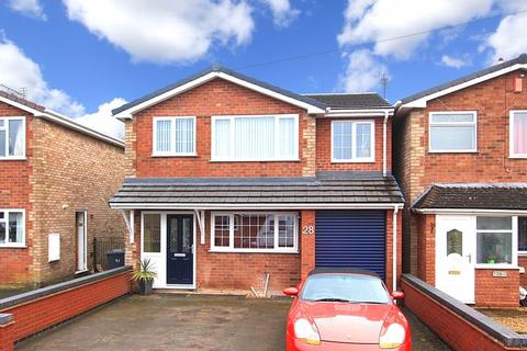 4 bedroom detached house for sale - WOMBOURNE, Clee View Road