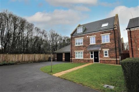5 bedroom detached house for sale - The Darlings, Hart Village, Hartlepool
