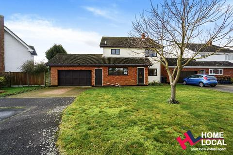 4 bedroom detached house for sale - The Ridings, Leavenheath, Colchester, CO6