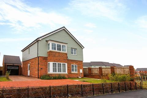 4 bedroom detached house for sale - Hotspur North, Backworth, Newcastle Upon Tyne