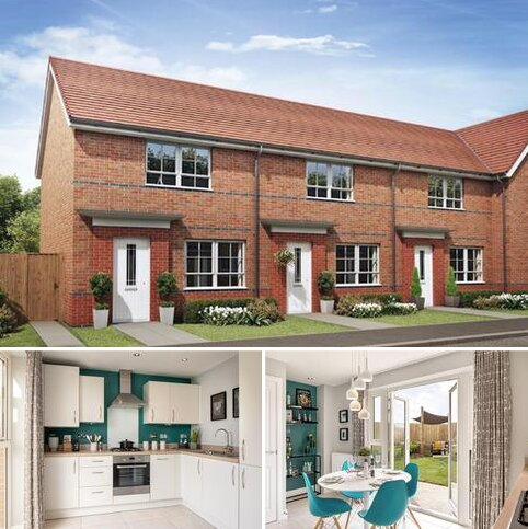 2 bedroom end of terrace house for sale - Plot 129, Roseberry at Holly Blue Meadows, Ruston Road, Burntwood, BURNTWOOD WS7