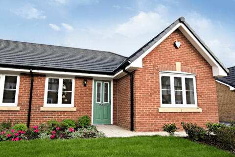 Jones Homes Lancashire - Ribbleswood Chase