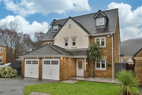 5 bedroom detached house for sale - Ramsden Wood Road, Walsden, OL14 7UD
