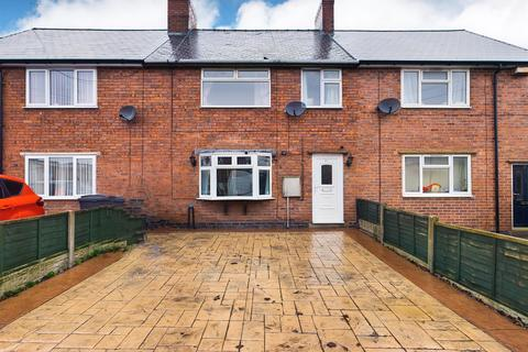3 bedroom terraced house for sale - Clifton Street, Brampton, Chesterfield, S40 1DQ