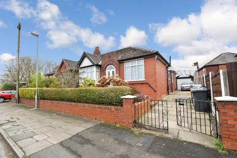 2 bedroom bungalow for sale - Leicester Road, Whitefield, M45
