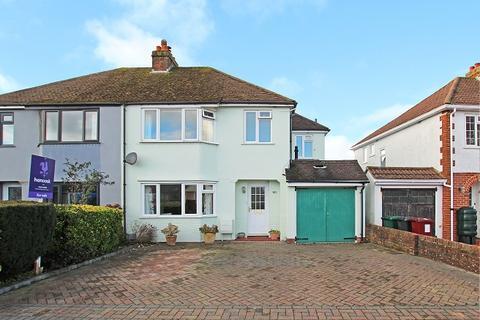 3 bedroom semi-detached house for sale - Parklands Road, Parklands, Chichester PO19