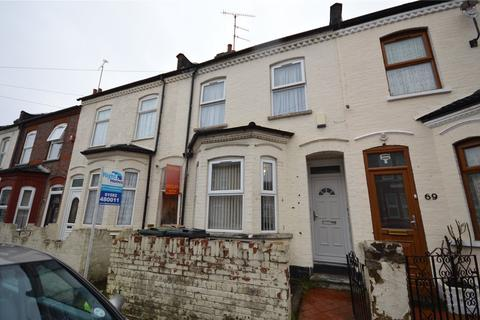 3 bedroom terraced house for sale - Naseby Road, Luton, Bedfordshire, LU1
