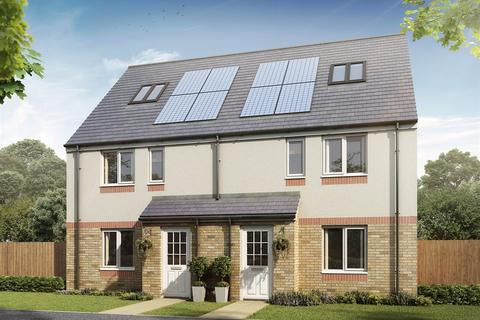 3 bedroom terraced house for sale - Plot 555, The Brodick  at The Boulevard, Boydstone Path G43