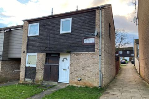 3 bedroom end of terrace house for sale - South Holme Court, Thorplands, Northampton NN3 8AL