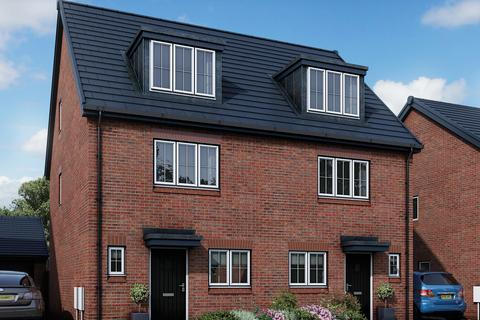 3 bedroom townhouse for sale - Plot 11, The Roberts at Stubley Meadows, New Road, Littleborough OL15