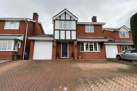4 bedroom detached house for sale - Mills Avenue, Sutton Coldfield, B76 1FW