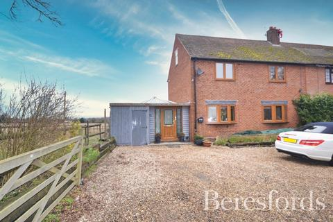 3 bedroom semi-detached house for sale - Souther Cross, Good Easter, Chelmsford, Essex, CM1