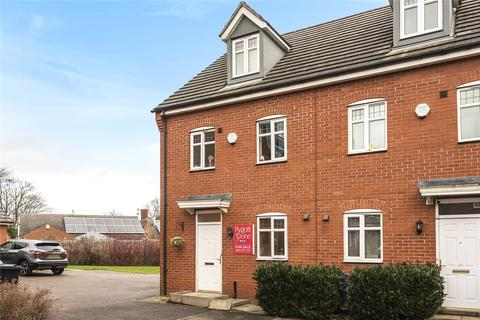 3 bedroom end of terrace house for sale - Kirkstall Close, Lincoln, LN2