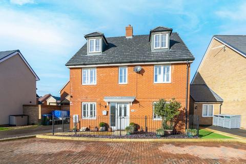 5 bedroom detached house for sale - Sierra Drive, Aylesbury
