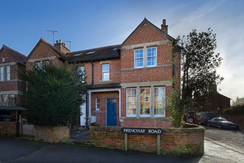 3 bedroom end of terrace house for sale - Frenchay Road, Central North Oxford, OX2