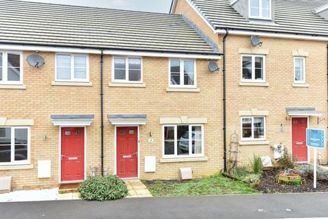3 bedroom terraced house for sale - Hutton Close, Paxcroft Mead