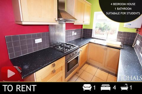 4 bedroom property to rent - Keble Road, Leicester, Leicestershire, LE2