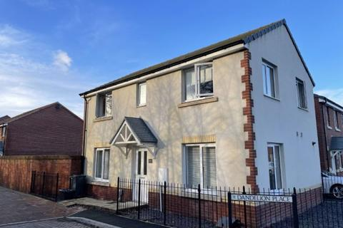 3 bedroom detached house to rent - Dandelion Place, Newton Abbot