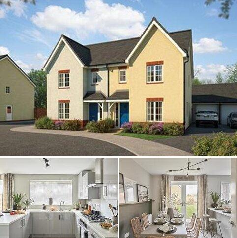 3 bedroom semi-detached house for sale - Plot The Cypress 002, The Cypress at Cherry Fields, Cherry Fields, Bickington Road, Bickington EX31