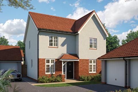 4 bedroom detached house for sale - Plot The Aspen 004, The Aspen at Cherry Fields, Cherry Fields, Bickington Road, Bickington EX31
