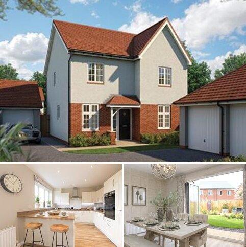 4 bedroom detached house for sale - Plot The Aspen 004, The Aspen at Cherry Fields, Cherry Fields, Mead Park, Bickington EX31