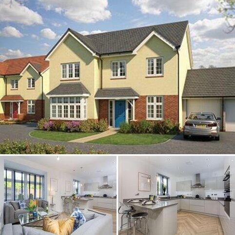 4 bedroom detached house for sale - Plot The Maple 001, The Maple at Cherry Fields, Cherry Fields, Bickington Road, Bickington EX31