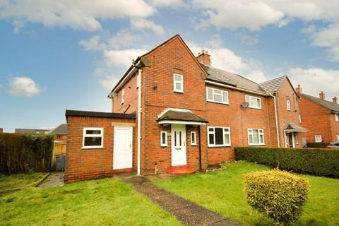 Princess Drive Weston Coyney Stoke On Trent 3 Bed Semi Detached House 145 000