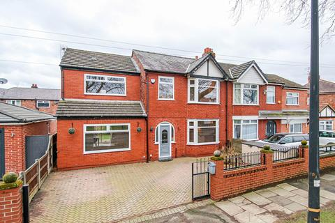 4 bedroom semi-detached house for sale - Bowfell Road, Urmston, Manchester, M41