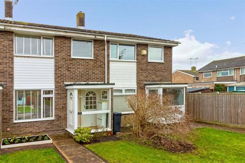 3 bedroom terraced house for sale - Coleridge Crescent, Goring-By-Sea, Worthing