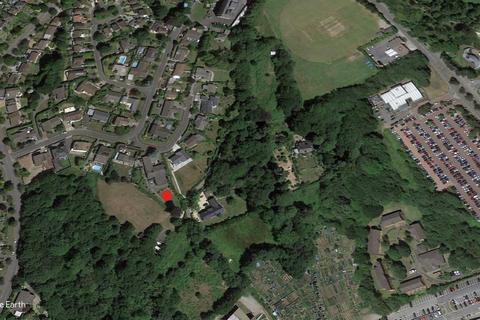 Plot for sale - Golwg Hafren, Sketty, Swansea