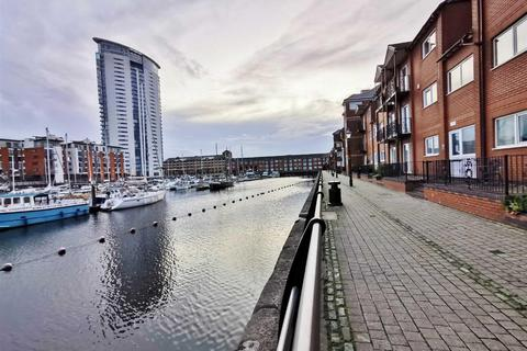 1 bedroom apartment for sale - Victoria Quay, Marina, Swansea