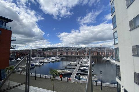 1 bedroom apartment for sale - Meridian Wharf Trawler Road, Marina, Swansea