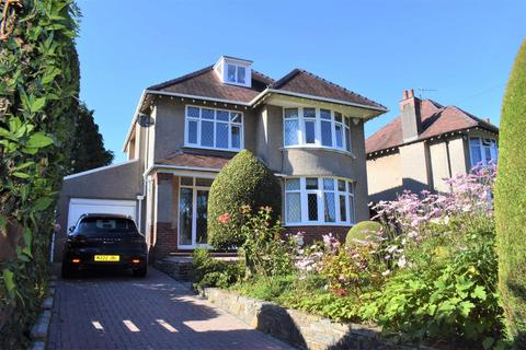 3 bedroom detached house for sale - Sketty Park Road, Sketty, Swansea
