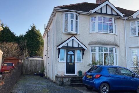 4 bedroom semi-detached house for sale - Clasemont Road, Morriston, Swansea
