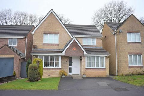 4 bedroom detached house for sale - Sunnymead Close, Cockett, Swansea