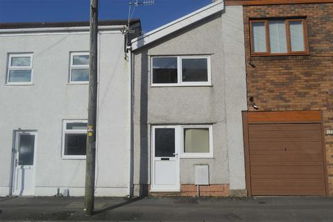 1 bedroom terraced house for sale - Western Street, Sandfields, Swansea