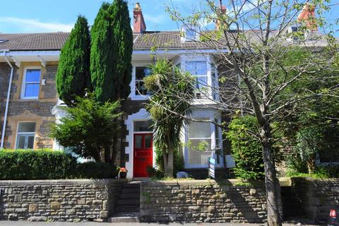 1 bedroom flat for sale - St Albans Road, Brynmill, Swansea