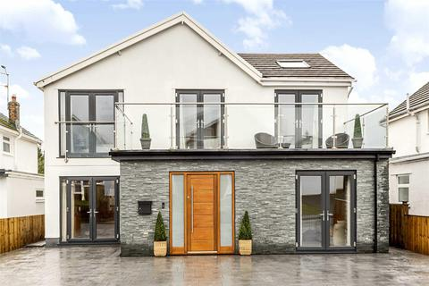 4 bedroom detached house for sale - Long Shepherds Drive, Caswell, Swansea