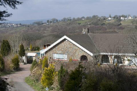 4 bedroom country house for sale - Cilonen Road, Three Crosses, Swansea